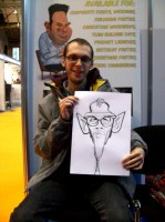 Hire A Caricature Artists Uk A Caricature Artist